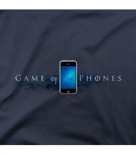 camisetas modelo GAME OF PHONES