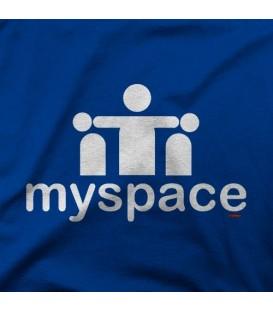 camisetas modelo MYSPACE
