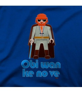 camisetas modelo OBI WAN KE NO VE