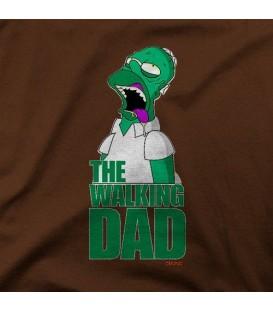 camisetas modelo THE WALKING DAD