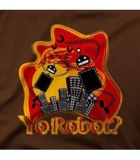 camisetas modelo YO ROBOT