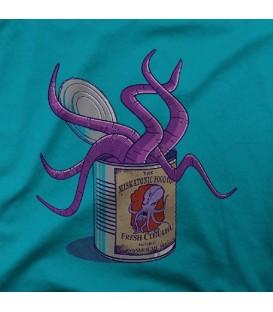 camisetas modelo FRESH CTHULHU