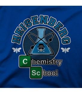 camisetas modelo CHEMISTRY SCHOOL