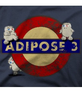 camisetas modelo ADIPOSE