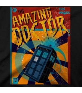 camisetas modelo AMAZING DOCTER