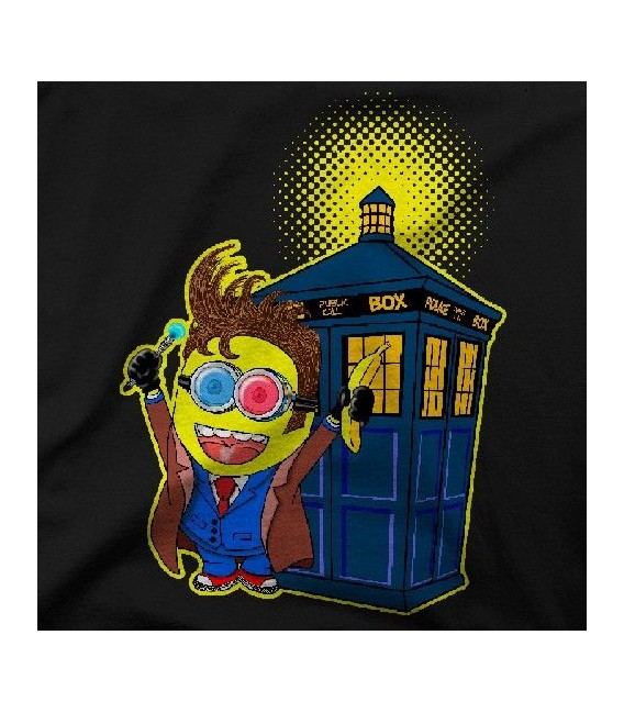BANANA TO PARTY TARDIS