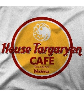 camisetas modelo HOUSE TARGARYEN