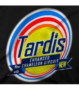 camisetas modelo NEW TARDIS