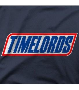 camisetas modelo TIMELORDS BAR