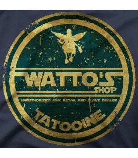 camisetas modelo WATTO VINTAGE