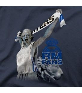 camisetas modelo CIBELES RM FANS