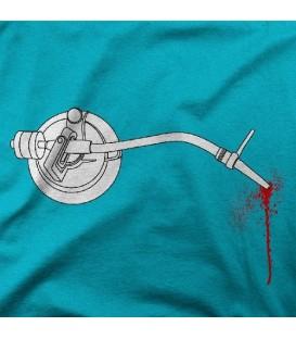 camisetas modelo AGUJA DJ