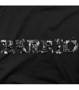 camisetas modelo BARRIO