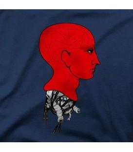 camisetas modelo CYBORG