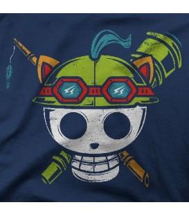 camisetas modelo PIRATE SCOUT
