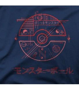 camisetas modelo TECNO BALL