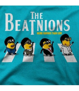 camisetas modelo THE BEATNIONS
