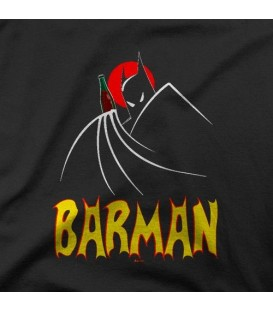 camisetas modelo BARMAN