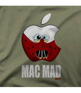 camisetas modelo MAC MAD
