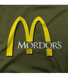 camisetas modelo MAC MORDORS