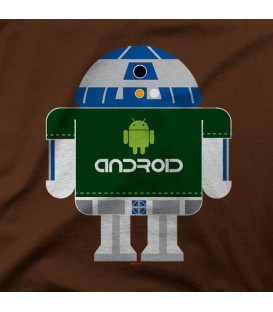 camisetas modelo R2 ANDROID