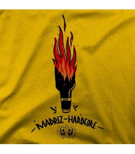 camisetas modelo MADRIZ HARDCORE