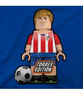 camisetas modelo TORRES LIMITED EDITION