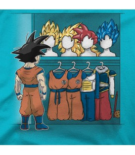 SAIYAN CLOSET