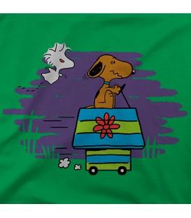 camisetas modelo SNOOPYDOO