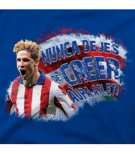 Nunca dejes de Creer Torres