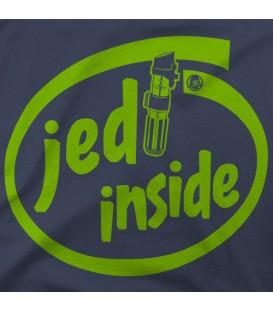 camisetas modelo JEDI INSIDE