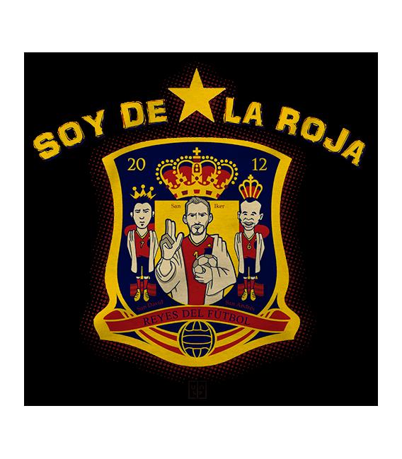 SOY DE LA ROJA