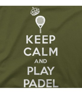 home modelo Keep Calm and play pádel C