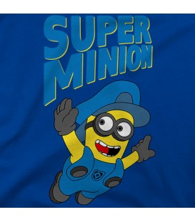 home modelo Super Minion
