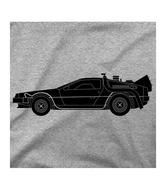 Regreso al Futuro - DeLorean