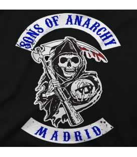 home modelo Sons of Anarchy Madrid