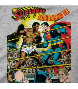 home modelo MA vs Superman DC