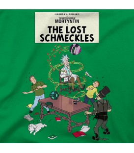 Mortyntin in The Lost Schmeckels