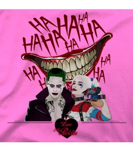home modelo Harley and Joker