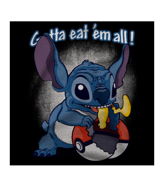 GOTTA EAT EM ALL