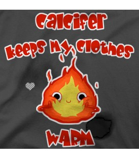 home modelo Cute Calcifer