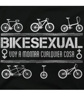 home modelo BikeSexual blanco