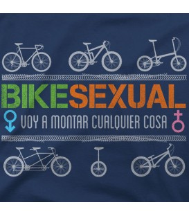 home modelo BikeSexual color