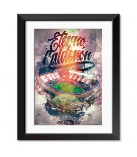 Poster Eterno Calderon