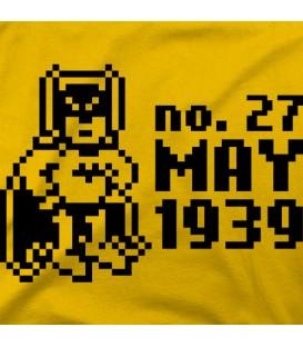 camisetas modelo 27 may Batman