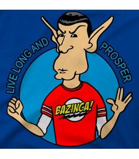 home modelo Capitán Spock