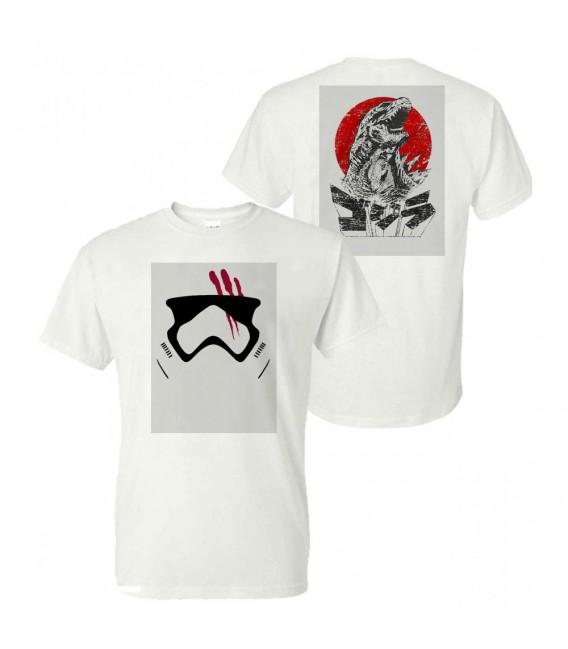 Camiseta personalizada ( 2 caras )