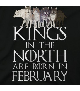 home modelo Kings in the North February