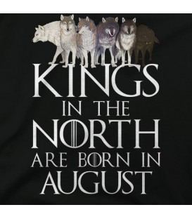 home modelo Kings in the North August