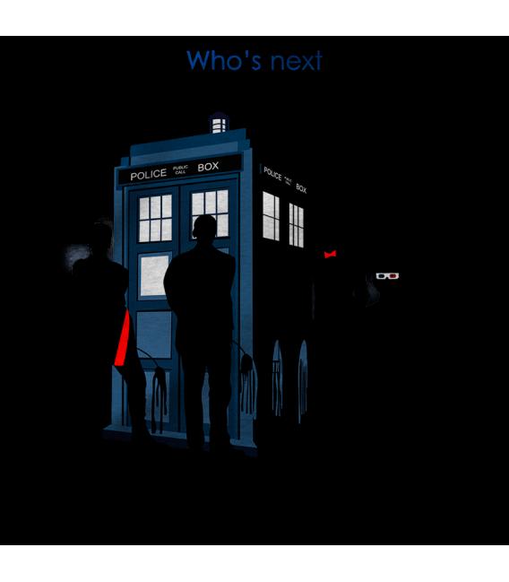 WHOS NEXT 4 DOCTORS